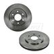 1ABFS01290-Brake Rotor Front Pair