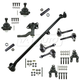 1ASFK01145-Nissan Pathfinder Steering & Suspension Kit