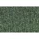 ZAICK12917-1985-87 Oldsmobile Calais Complete Carpet 4880-Sage Green