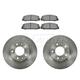 1ABFS01651-Mazda 6 Protege Brake Kit