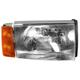 1ALPH00017-1988-96 Volvo WC WI Headlight