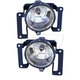 1ALFP00269-2005-07 Hyundai Tucson Fog / Driving Light Pair