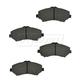 MPBPS00004-Brake Pads Front