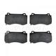 MPBPS00003-Brake Pads Front Mopar 5174311AC