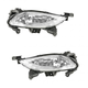 1ALFP00259-2011-13 Hyundai Sonata Fog / Driving Light Pair