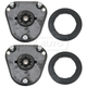 1ASFK00360-Strut Mount with Bearing Front Pair