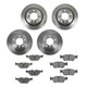 1ABFS01517-2001-06 BMW 325Ci Brake Kit  Nakamoto MD781  MD763  34173  34220