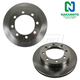 1ABFS01541-1995-97 Ford F250 Truck F350 Truck Brake Rotor Front Pair  Nakamoto 54026