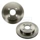1ABFS01542-Brake Rotor Rear Pair