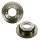 1ABFS01531-Brake Rotor Pair