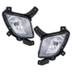 1ALFP00286-2010-15 Hyundai Tucson Fog / Driving Light Pair