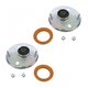 1ASFK00304-Volvo Strut Mount with Bearing Front