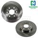 1ABFS01572-Brake Rotor Front Pair