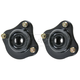 1ASFK00340-Strut Mount with Bearing Front Pair