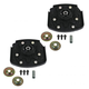 1ASFK00322-Strut Mount Rear Pair