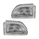 1ALFP00338-1990-93 Acura Integra Fog / Driving Light Pair