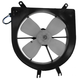 1ARFA00062-Acura EL Honda Civic Radiator Cooling Fan Assembly