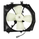 1ARFA00064-Mazda Protege Radiator Cooling Fan Assembly Driver Side