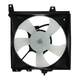 1ARFA00071-Nissan NX Sentra Radiator Cooling Fan Assembly