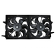 1ARFA00044-Radiator Dual Cooling Fan Assembly