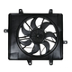 1ARFA00043-Chrysler PT Cruiser Radiator Cooling Fan Assembly