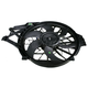1ARFA00051-2001-04 Ford Mustang Radiator Cooling Fan Assembly