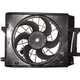 1ARFA00054-1999-02 Mercury Villager Nissan Quest Radiator Cooling Fan Assembly