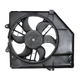 1ARFA00053-1993-96 Ford Escort Mercury Tracer Radiator Cooling Fan Assembly