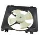 1ARFA00024-Acura EL Honda Civic A/C Condenser Cooling Fan