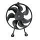 1ARFA00021-Cadillac Radiator Cooling Fan Assembly