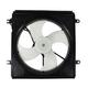 1ARFA00033-1997-01 Honda CR-V Radiator Cooling Fan Assembly