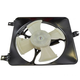 1ARFA00005-Acura CL Honda Accord A/C Condenser Cooling Fan Assembly