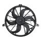 1ARFA00012-Jeep Grand Cherokee Radiator Cooling Fan Assembly