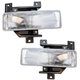 1ALFP00290-1997-98 Ford Fog / Driving Light Pair