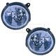 1ALFP00291-2002-03 Subaru Impreza Fog / Driving Light Pair