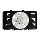 1ARFA00087-Dodge Neon Plymouth Neon Radiator Cooling Fan Assembly