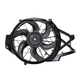 1ARFA00088-1998-00 Ford Mustang Radiator Cooling Fan Assembly