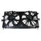 1ARFA00089-2000-03 Chevy Impala Monte Carlo Radiator Dual Cooling Fan Assembly