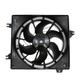 1ARFA00084-Hyundai Elantra Tiburon Radiator Cooling Fan Assembly