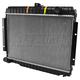 1ARAD00047-Jeep Jeep CJ Heavy Duty Radiator
