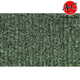 ZAICK00159-1986-94 Pontiac Sunbird Complete Carpet 4880-Sage Green