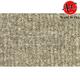 ZAICK12651-2003-08 Honda Pilot Complete Carpet 7075-Oyster/Shale