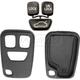 1AKRR00006-Volvo Keyless Remote Insert & Case