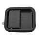 1ADHE00534-Jeep Exterior Door Handle Passenger Side Satin Black