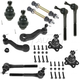 1ASFK01099-Suspension Kit with HD Links