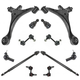 1ASFK01290-2001-05 Honda Civic Suspension Kit