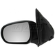 1AMRE00774-2001-06 Mazda Tribute Mirror Driver Side