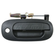 1ADHE00427-Dodge Dakota Durango Exterior Door Handle Front Passenger Side