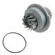 1AEWP00165-Engine Water Pump