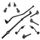 1ASFK01088-1996-98 Jeep Grand Cherokee Steering & Suspension Kit